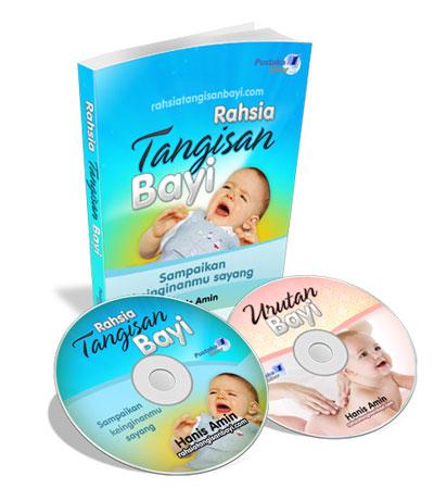 Ebook Rahsia Tangisan Bayi