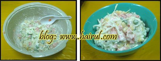 coleslaw siap